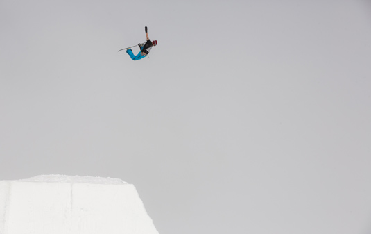 Snowboard Freestyle Workshop - Halfpipe