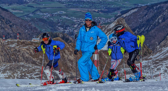Ski Race Training