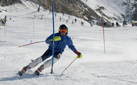Ski Race Training - Slalom